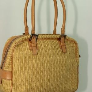 Fendi Bags - Fendi Basket Weave Shoulder Bag